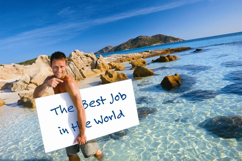 the best job of the world